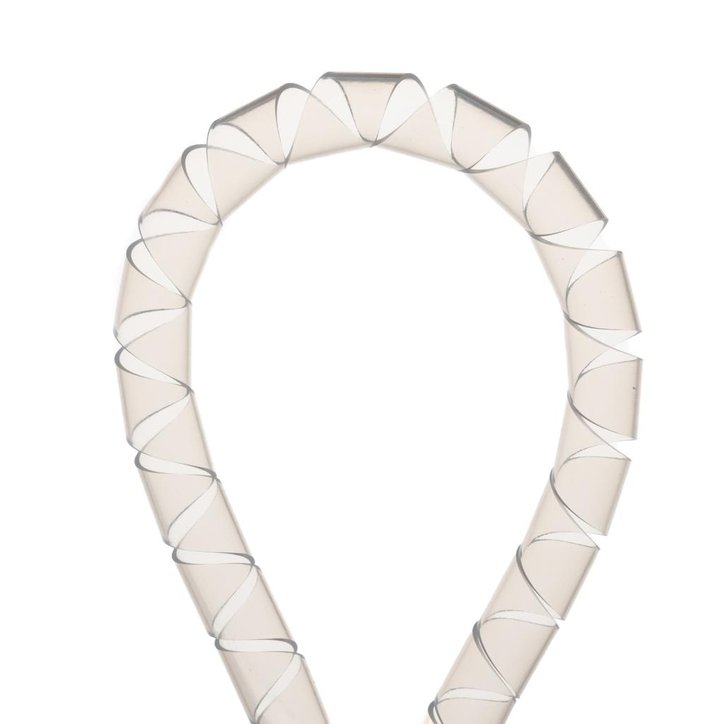 """PAN T50T-Q Spiral Wrap,TFE, .50""""x25"""