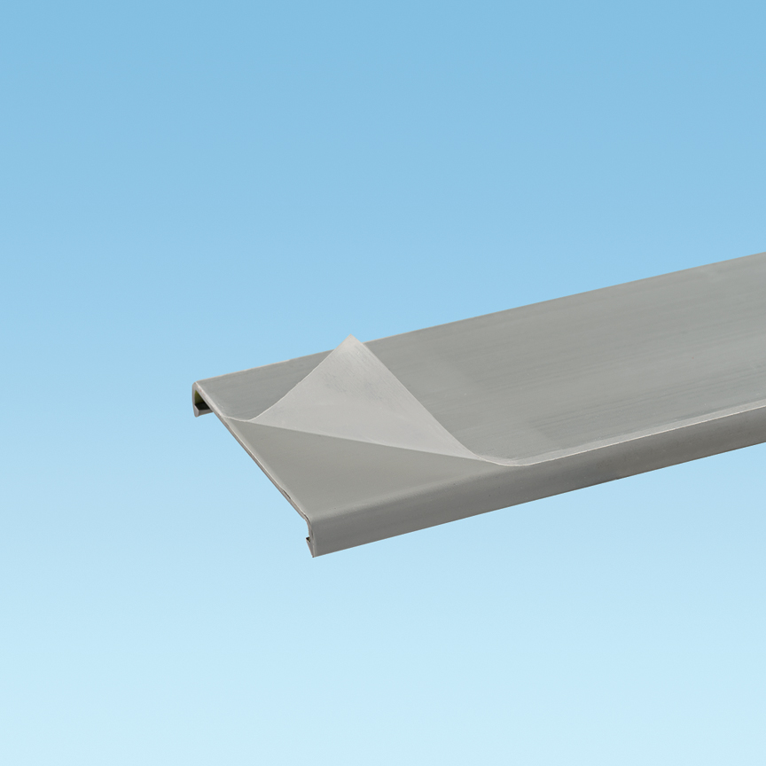 PAN C1BL6-F Duct CVR w/film, PVC, 1