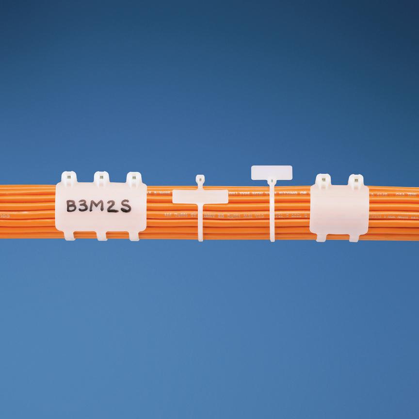 PAN BM1M-C MrkrTie,Wrap,4.2L,M,Nyl,
