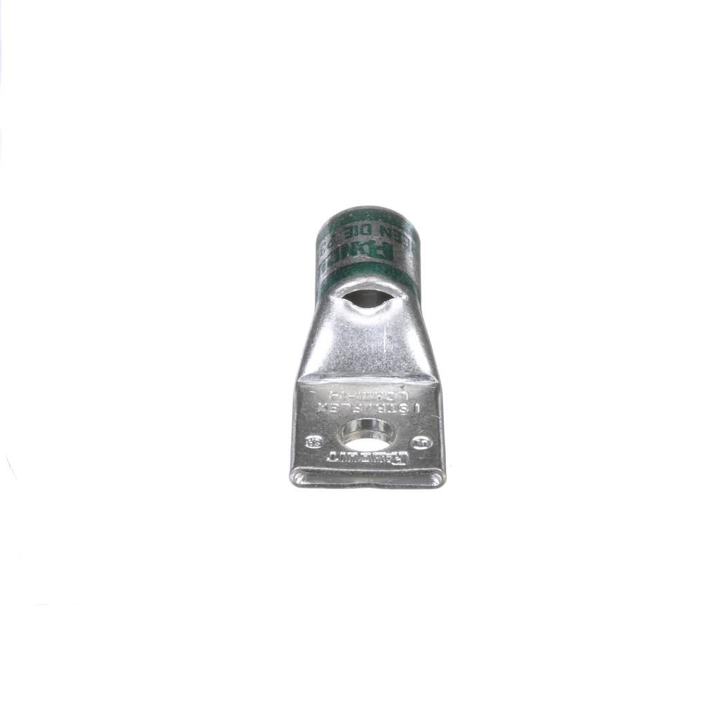 Panduit LCAX1-14-X 1 AWG 1-Hole Flex Copper Compression Lug
