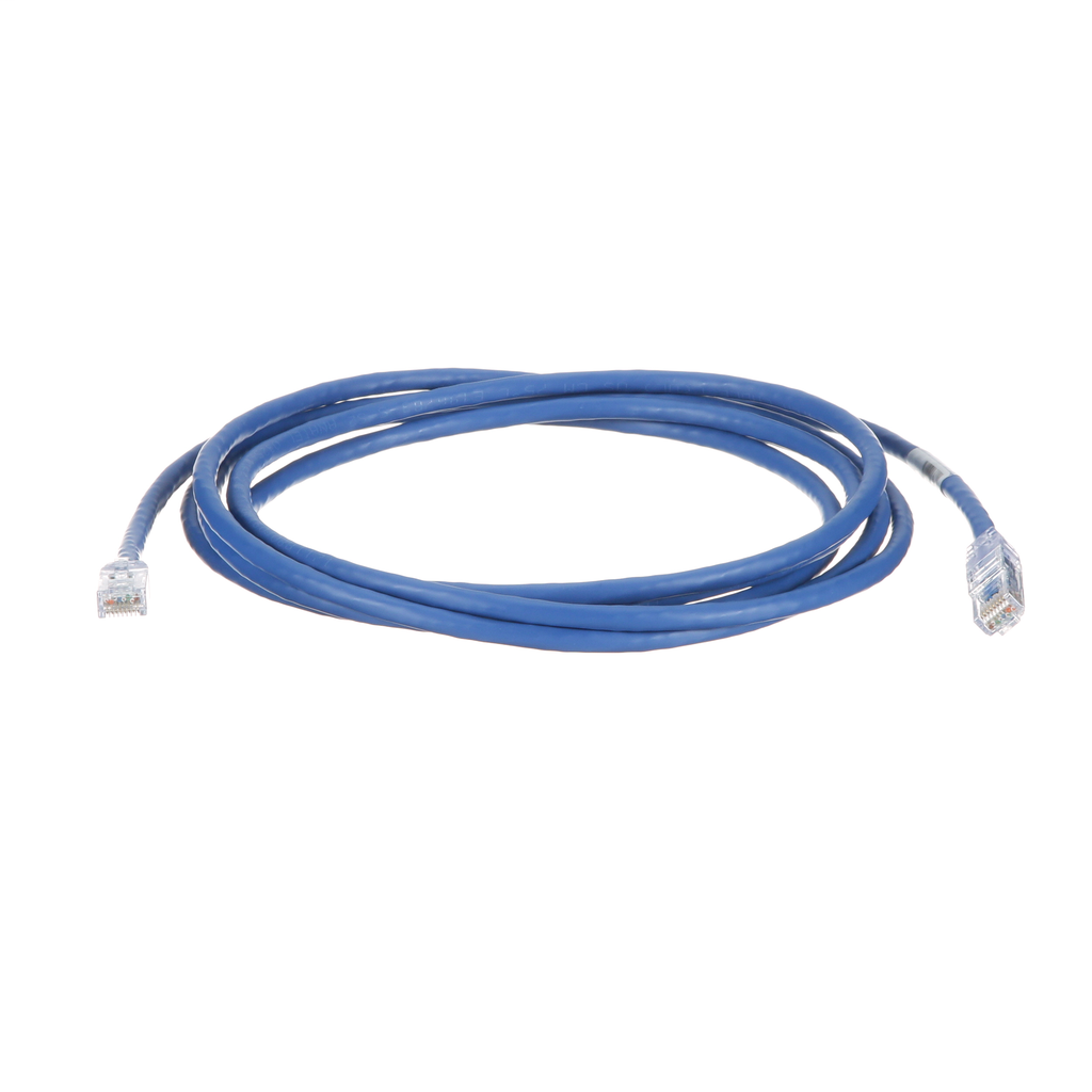PAN UTPSP10BUY Cu Patch Cord,Cat 6,