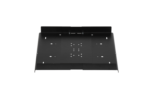 The Waterfall Trough creates a perfect cable pathway above 2 Post Racks or 4 Post Racks and PR2V Cable Managers. Black, 1pc