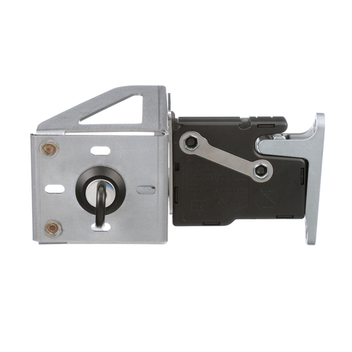 Access Control Kit for use with VeriSafe AVTs. Includes Electronic Latch, Mounting Hardware, and Mechanical Override. Requires 12-24Vdc Power (not included).