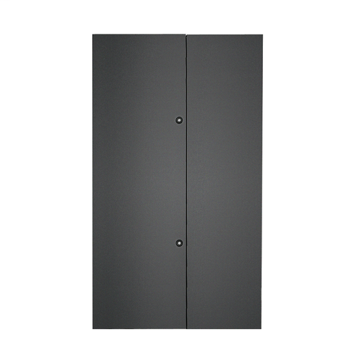 45 RU x 1200mm enhanced Side Panel for Net-Access™ S-Type Cabinet. Color: Black
