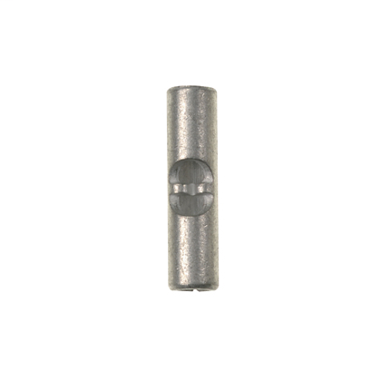 The BS10-D Pan-Term® Splice is a non-insulated butt splice. Internal wire stop assures proper insertion length for a quality connection. Brazed seem protects the terminal barrel from splitting during the crimp process.