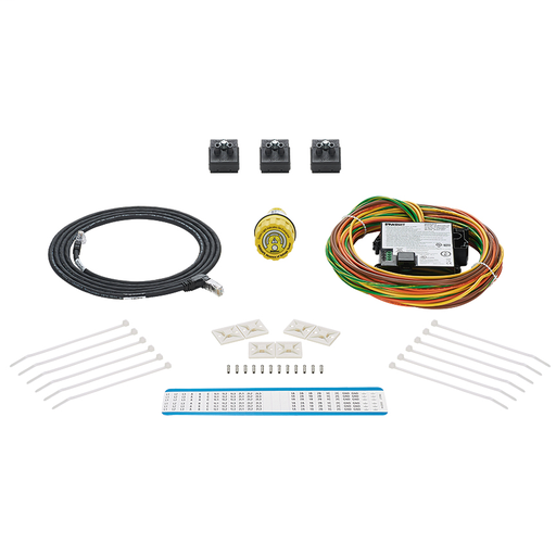 The VS-AVT-RKP2 VeriSafe AVT Retrofit Kit is the complete kit to retrofit equipment with the VeriSafe Absence of Voltage Tester. Activating VeriSafe performs an absence of voltage test before opening the panel, helping prevent possible exposure to electri