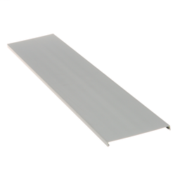 THOMAS /& BETTS TYD2CPW6 Wiring Duct Cover,Flushed Mount,White