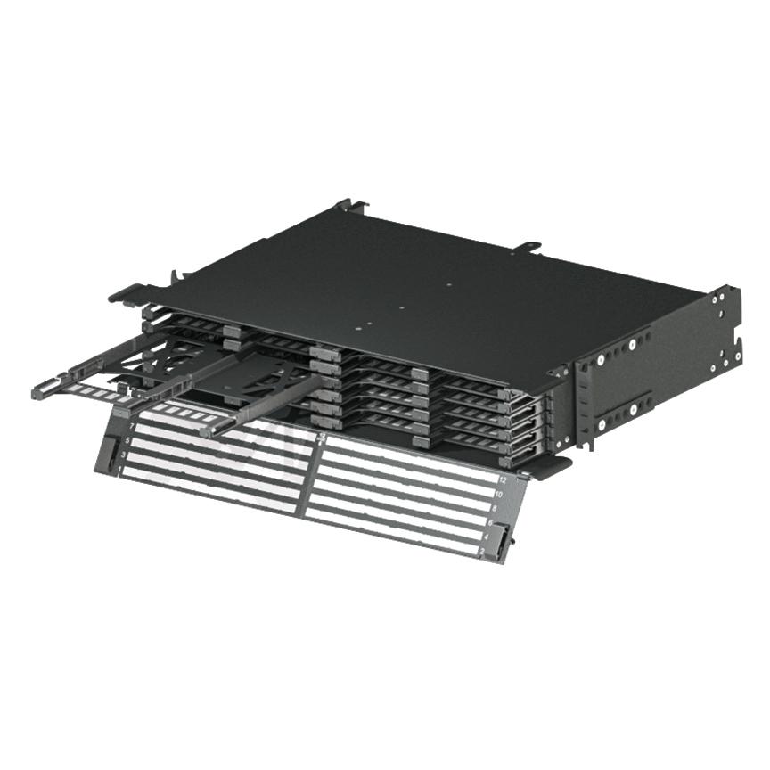 PAN FLEX2U06 HD Flex Fiber Enclosu