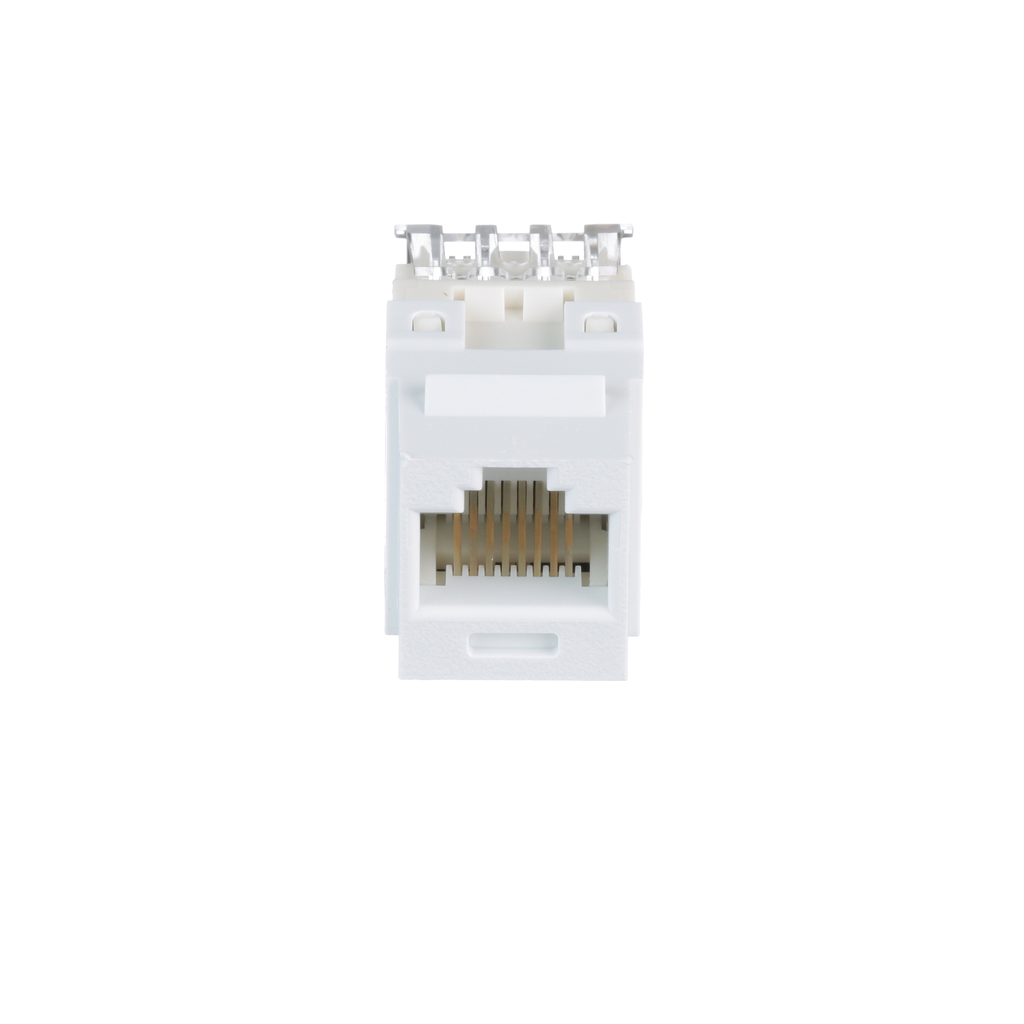 PAND NK688MWH NK Cat 6 punchdownjack module - White
