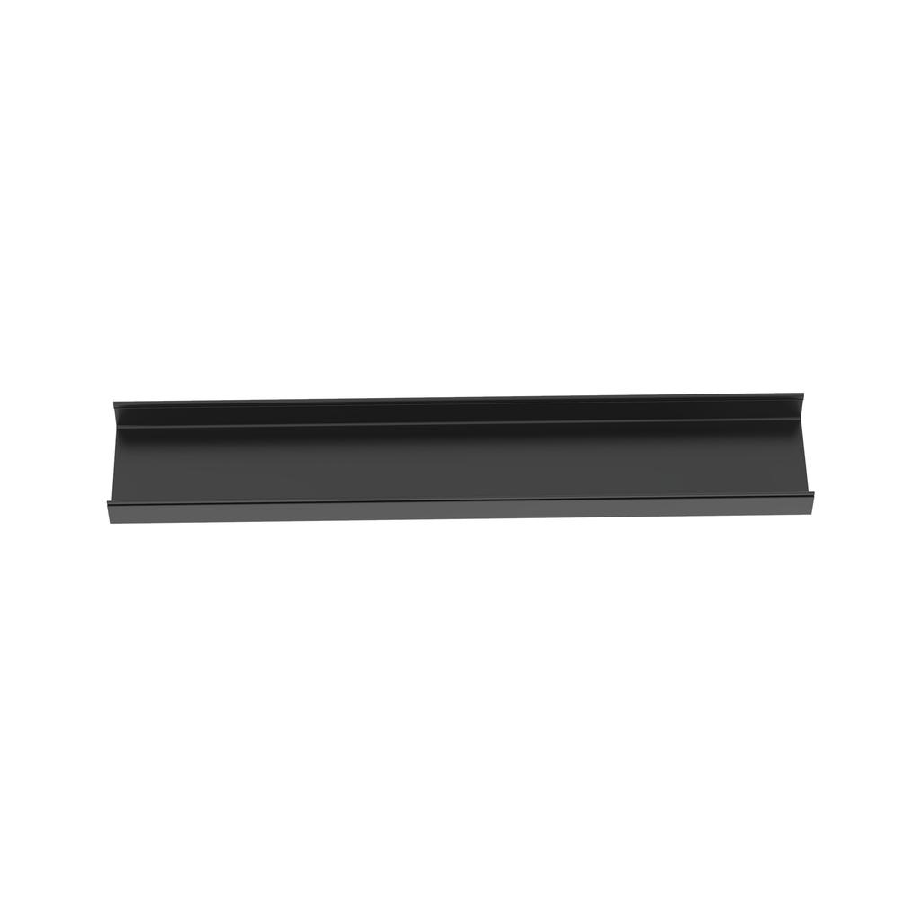PAN FR4X4BL6 FiberRunner® Channel,
