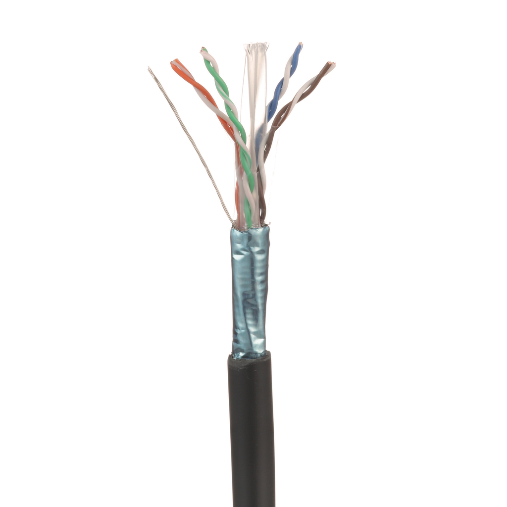 PAND IFC6C04BBL-CG-S Copper Cable,Industrial, Cat6, 4-pair,