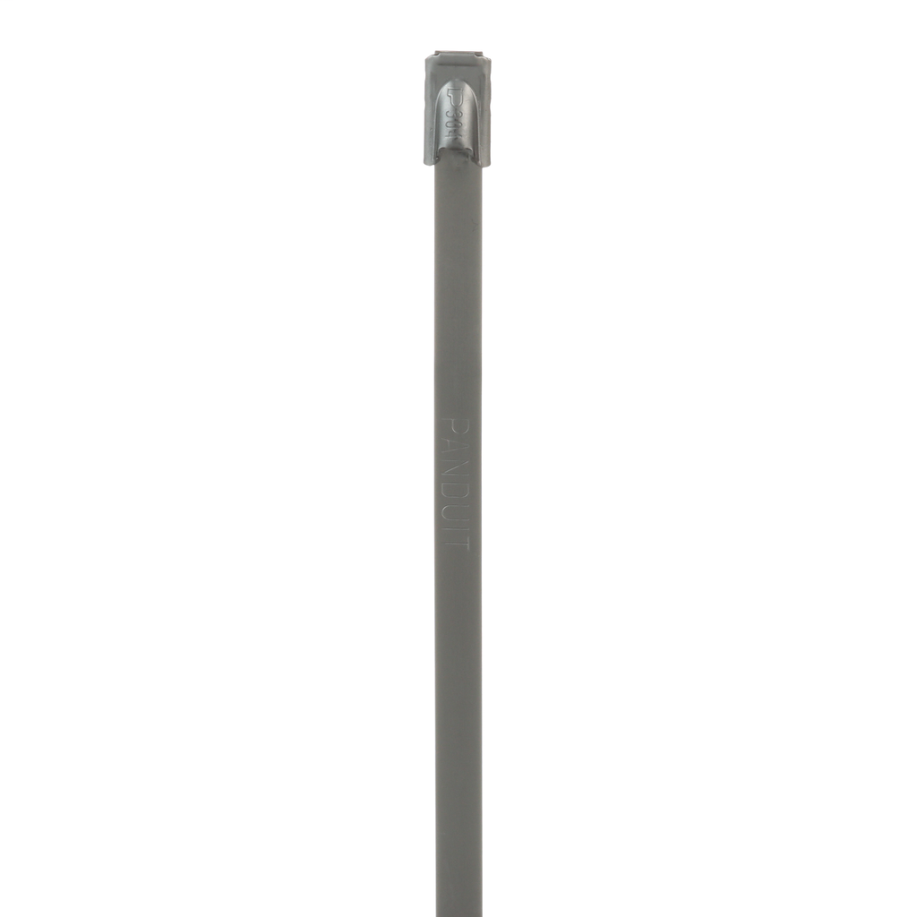 Panduit MLT1S-CP Mlt 304 Stainless Steel Standard 5.0 Inch 127 mm Cable Tie