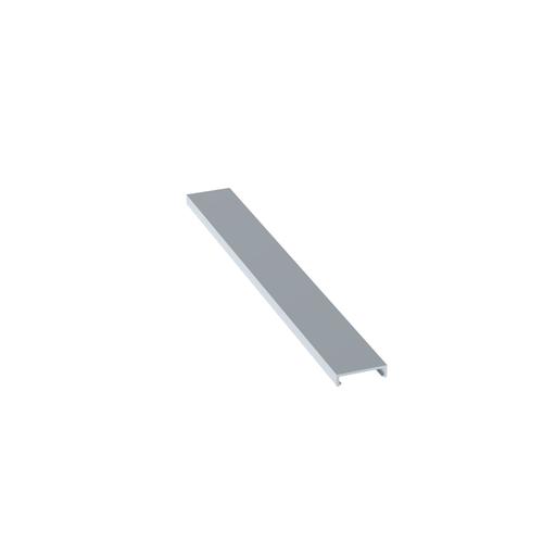 "Mayer-Panduit C.75LG6 PVC Wiring Duct Cover Gray, 0.75""-1"