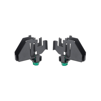 Wyr-Grid® Intersection Splice Connector, Black