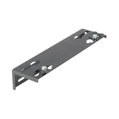 "Wall Mount Bracket,12"",BL,1EA"