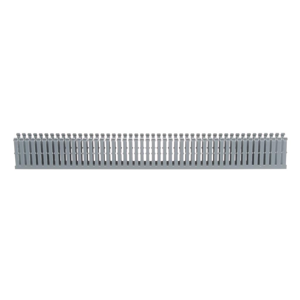Mayer-Panduit F1X3LG6 Narrow Slot Wiring Duct, No cover-1