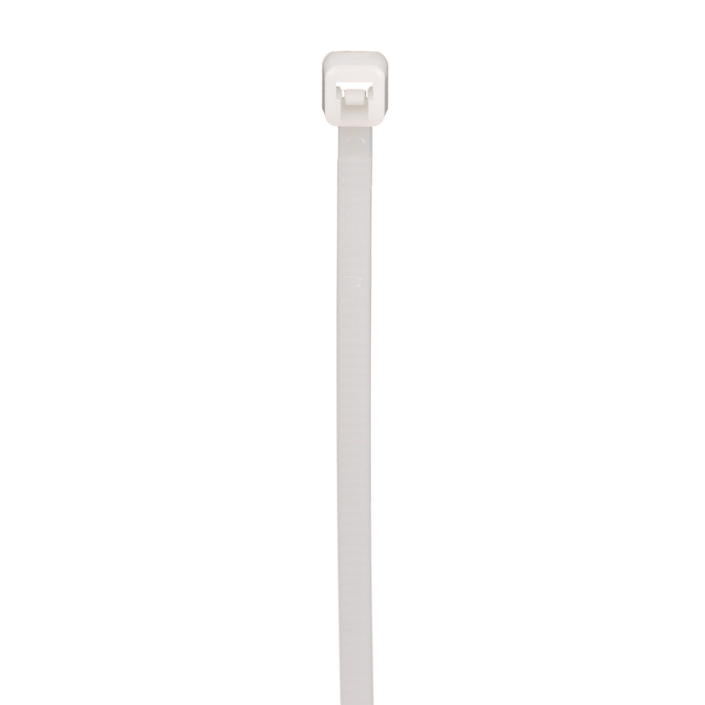 "Mayer-Panduit PLT2M-M Locking Cable Tie, Nylon 6.6, 8.0""-1"