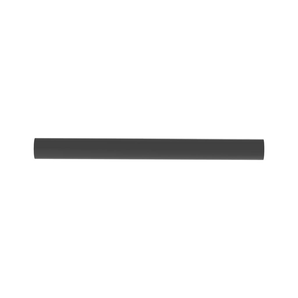 """Mayer-Panduit HSTT50-48-5 Heat Shrink Tubing, Black, 0.5""""-1"""