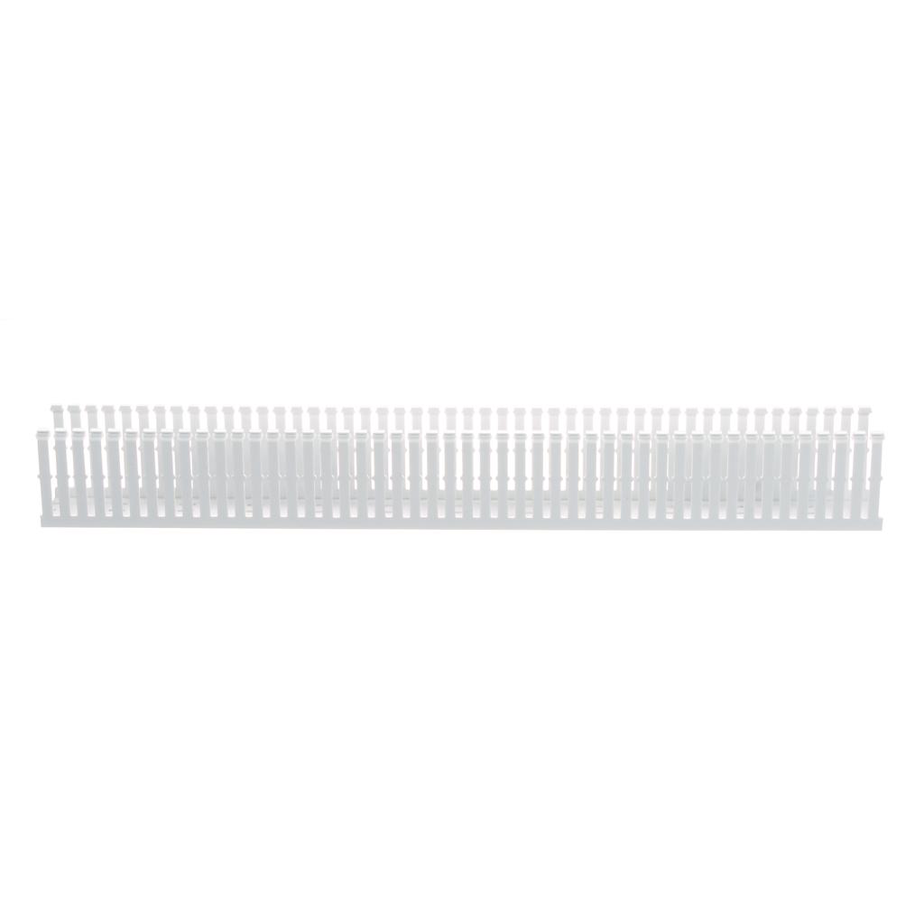 Mayer-Panduit F2X3WH6 Narrow Slot Wiring Duct,No cover-1