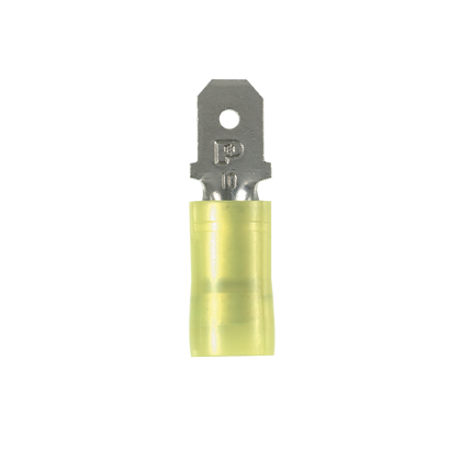 Panduit DNF10-250M-D Nylon Barrel Insulated Male Disconnect