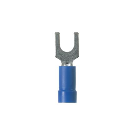 Mayer-Panduit PV14-6F-C Vinyl Insulated Fork Terminal-1