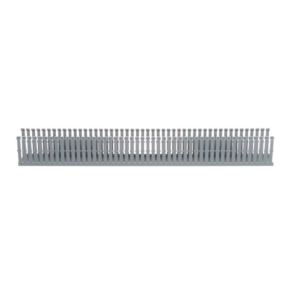 Mayer-Panduit F2X3LG6 Narrow Slot Wiring Duct, No cover-1