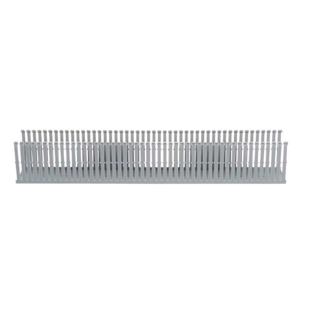Mayer-Panduit F3X4LG6 Narrow Slot Wiring Duct, No cover-1