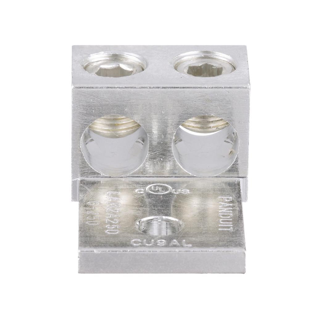 Mayer-Panduit LAM2A250-38-6Y Aluminum Mechanical Lug-1