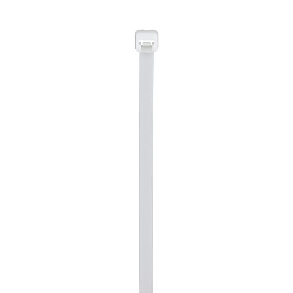 "Mayer-Panduit PLT2S-C Locking Cable Tie, Nylon 6.6, 7.4""-1"