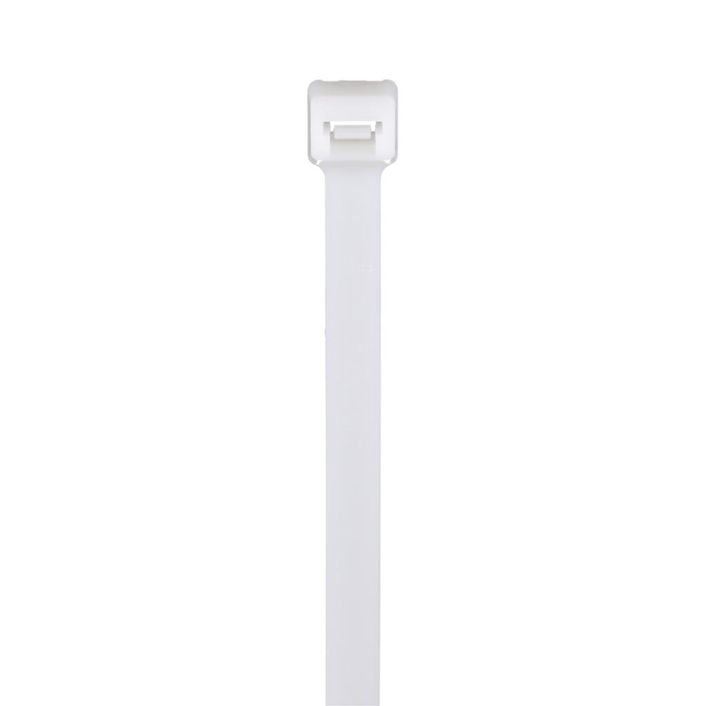 "Mayer-Panduit PLT4H-L Locking Cable Tie, Nylon 6.6, 14.5""-1"
