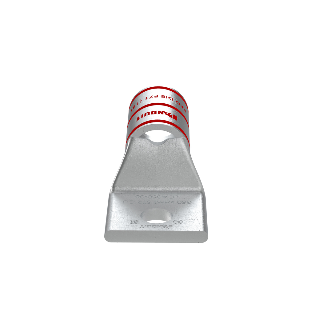 Mayer-Panduit LCA350-38-X Copper Compression Lug-1