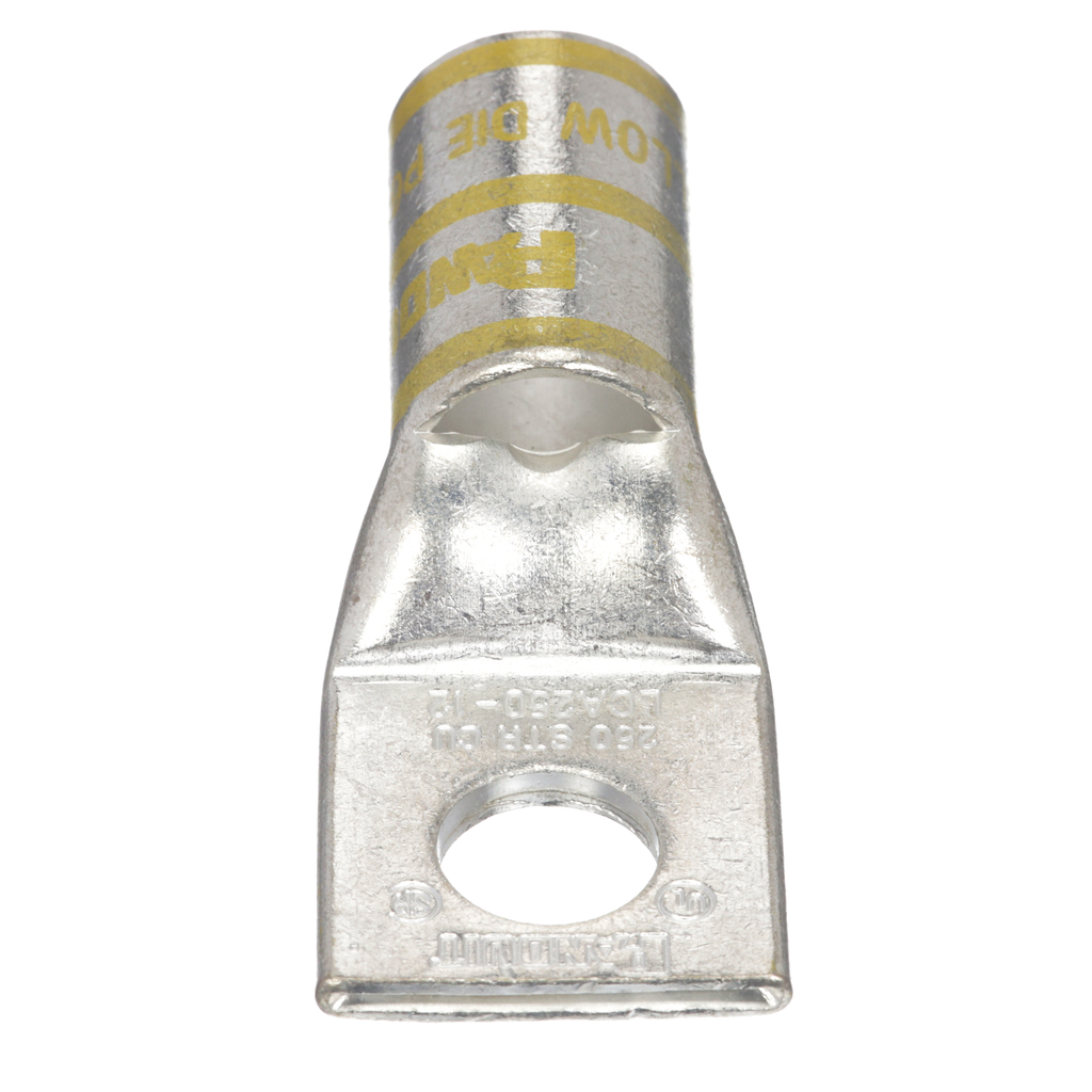 Mayer-Panduit LCA250-12-X Copper Compression Lug-1