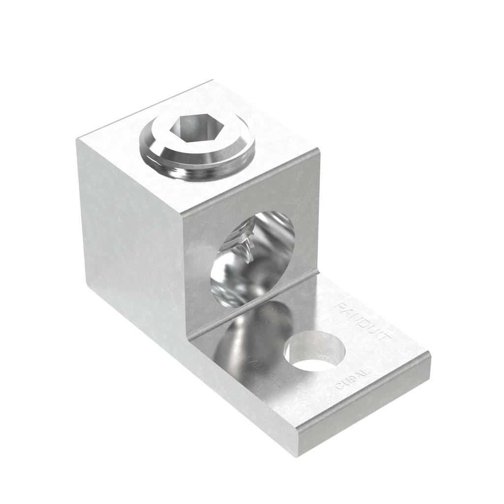 Mayer-Panduit LAMA350-38-QY Aluminum Mechanical Lug-1