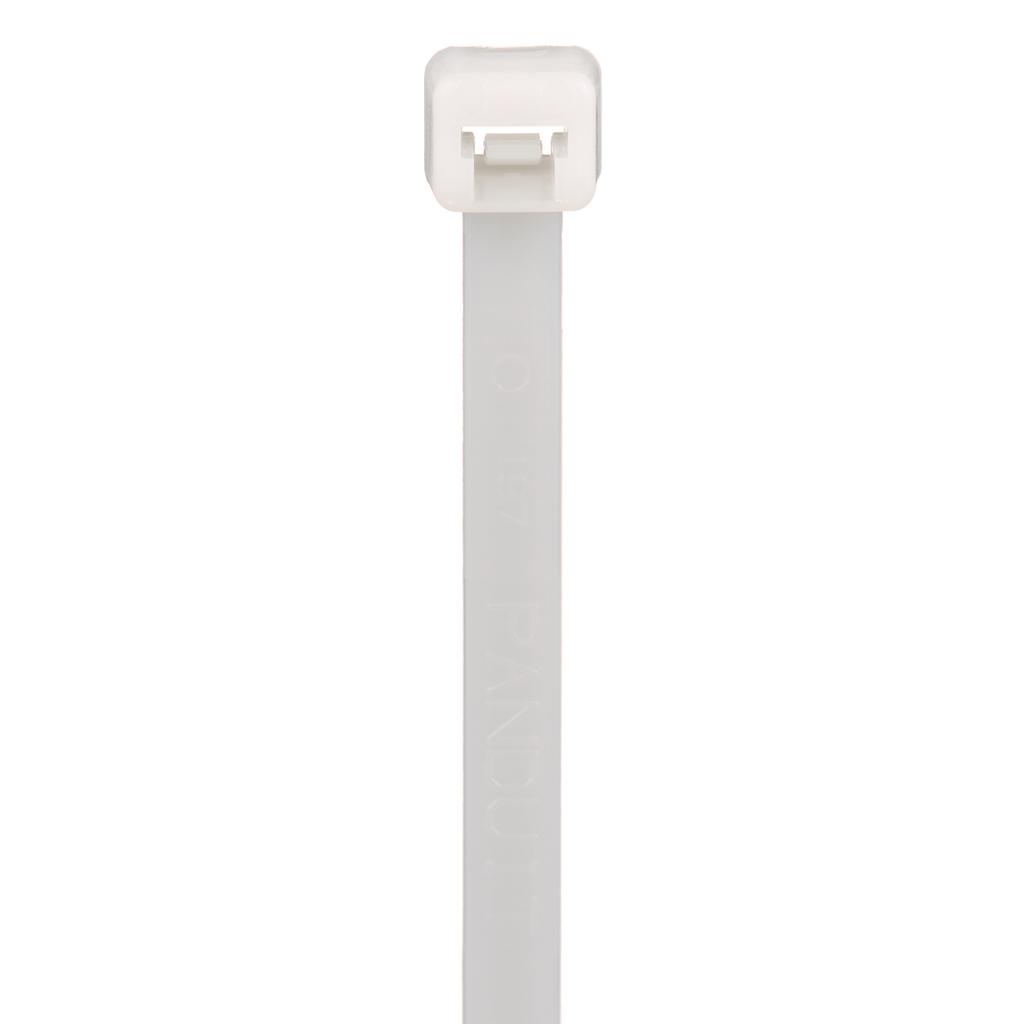 "Mayer-Panduit PLT4S-C Locking Cable Tie, Nylon 6.6, 14.5""-1"