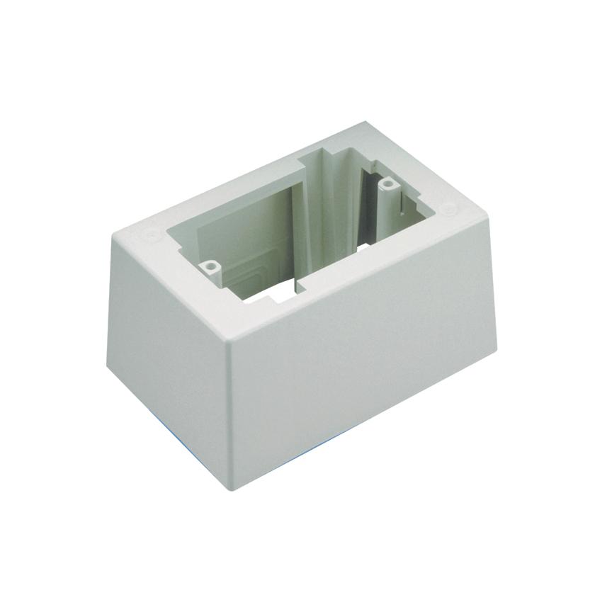 Mayer-Junction Box,Low V,ADH,EI,1-gang,Deep,EA-1