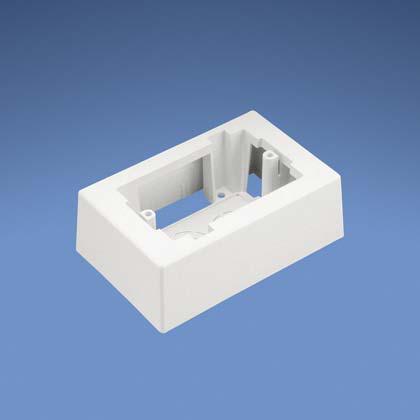 Mayer-Junction Box,Low V, ADH,EI,1-gang,EA-1