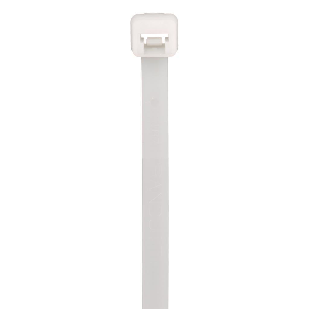 "Mayer-Panduit PLT3S-C Locking Cable Tie, Nylon 6.6, 11.5""-1"