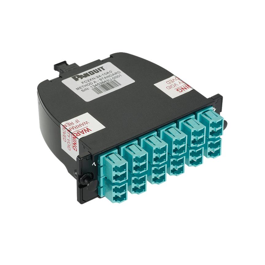 PAN FC2XN-24-10AS QuickNet SFQ MPO