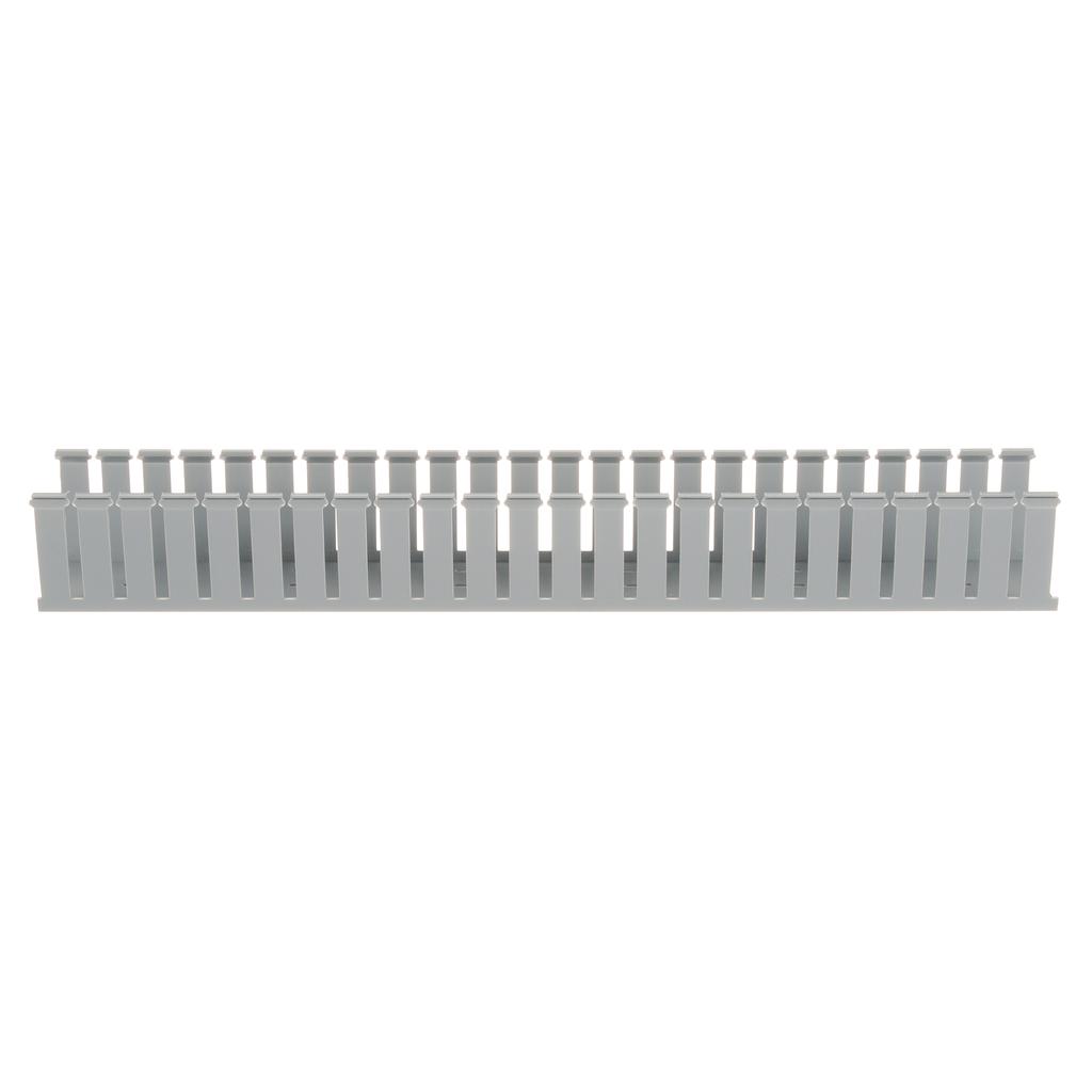 Mayer-Panduit G3X3LG6 Wide Slot Wiring Duct, No Cover-1
