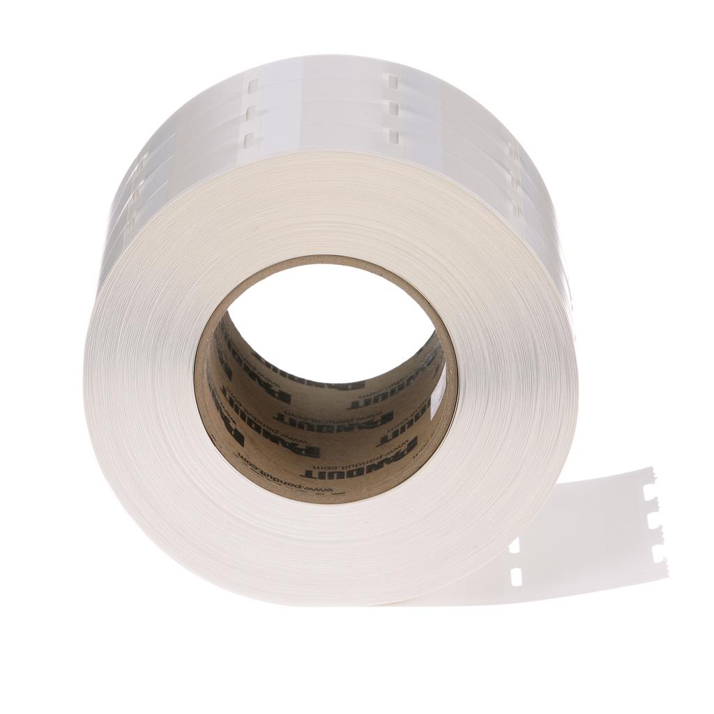 Mayer-Panduit S100X225VATY Thermal Transfer Vinyl Label-1