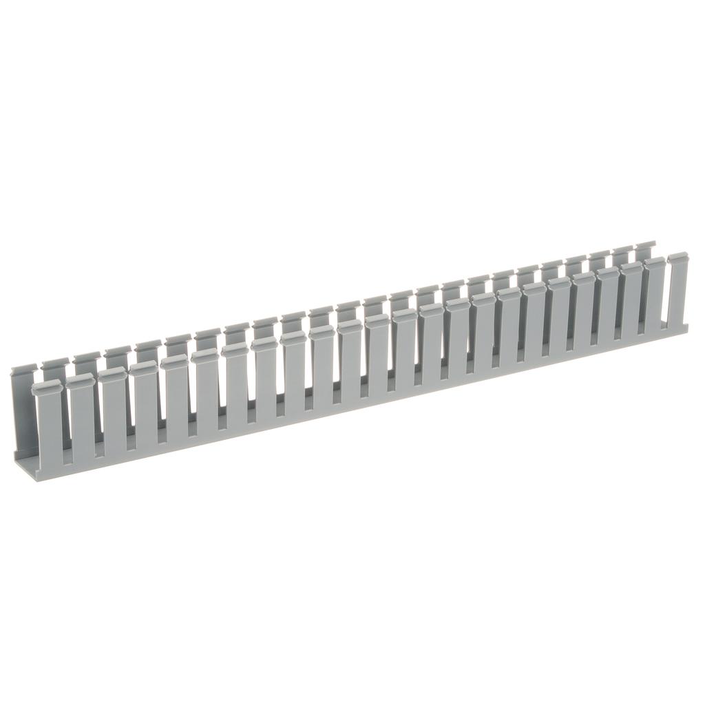 Mayer-Panduit G1.5X3LG6 Wide Slot Wiring Duct, No cover-1