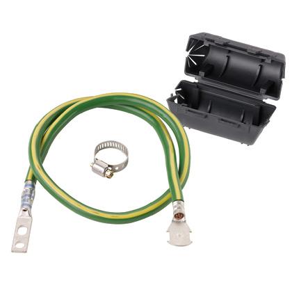 Panduit ACG24K Armored Cable Grounding Kit