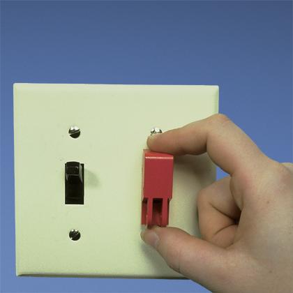 Panduit PSL-WS Toggle Switch Lockout