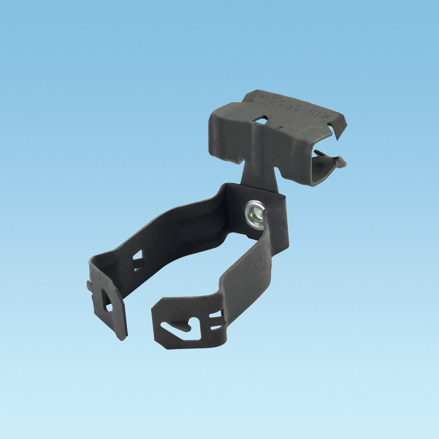 Mayer-BEAM CLAMP,SNAP CLOSE,SD MNT,1 in,PK100-1
