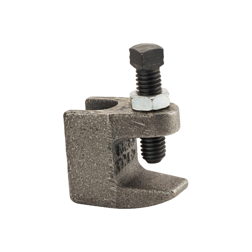 Mayer-BEAM CLAMP,3/4 in FLGE,3/8-16 HOLE,PK25-1