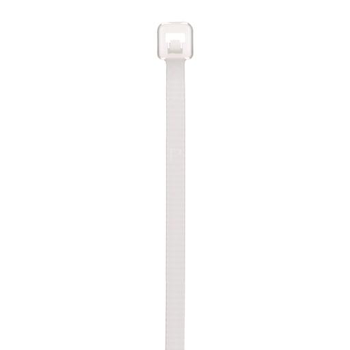 "Mayer-Panduit PLT1M-M Locking Cable Tie, Nylon 6.6, 3.9""-1"