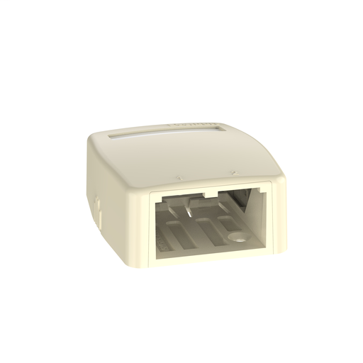 Mayer-Mini-Com® Surface Mount Box, 2 Port, EI-1