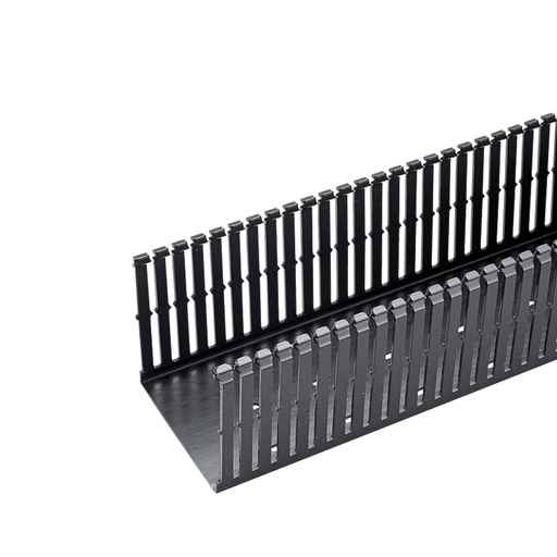 NAR Slot Duct,PVC,2x2x6',BL,6ft