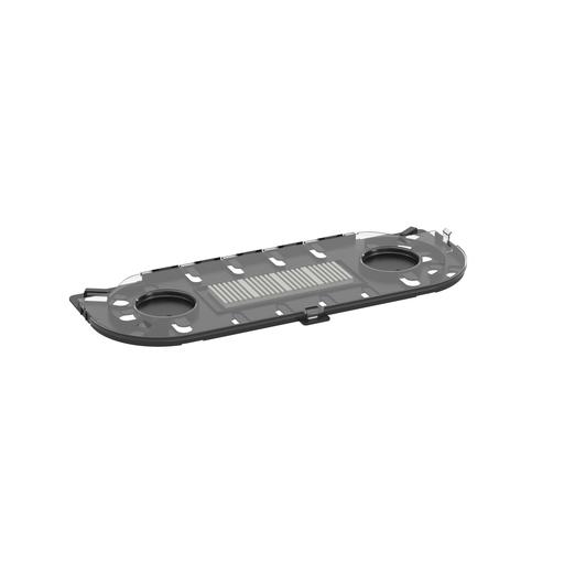 Mayer-Fiber Optic Splice Module 24 Fusion For Rack Mount Enclosure-1