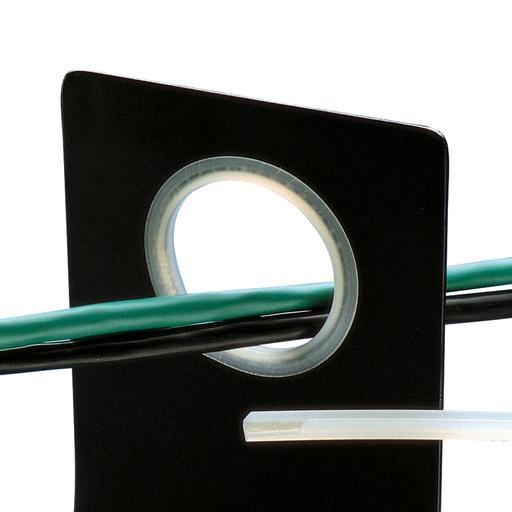 Panduit GES62F-A-C Solid Adh. Grommet Edging